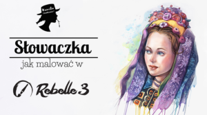 Rebelle 3 tutorial – proces malowania i omówienie narzędzi {video}